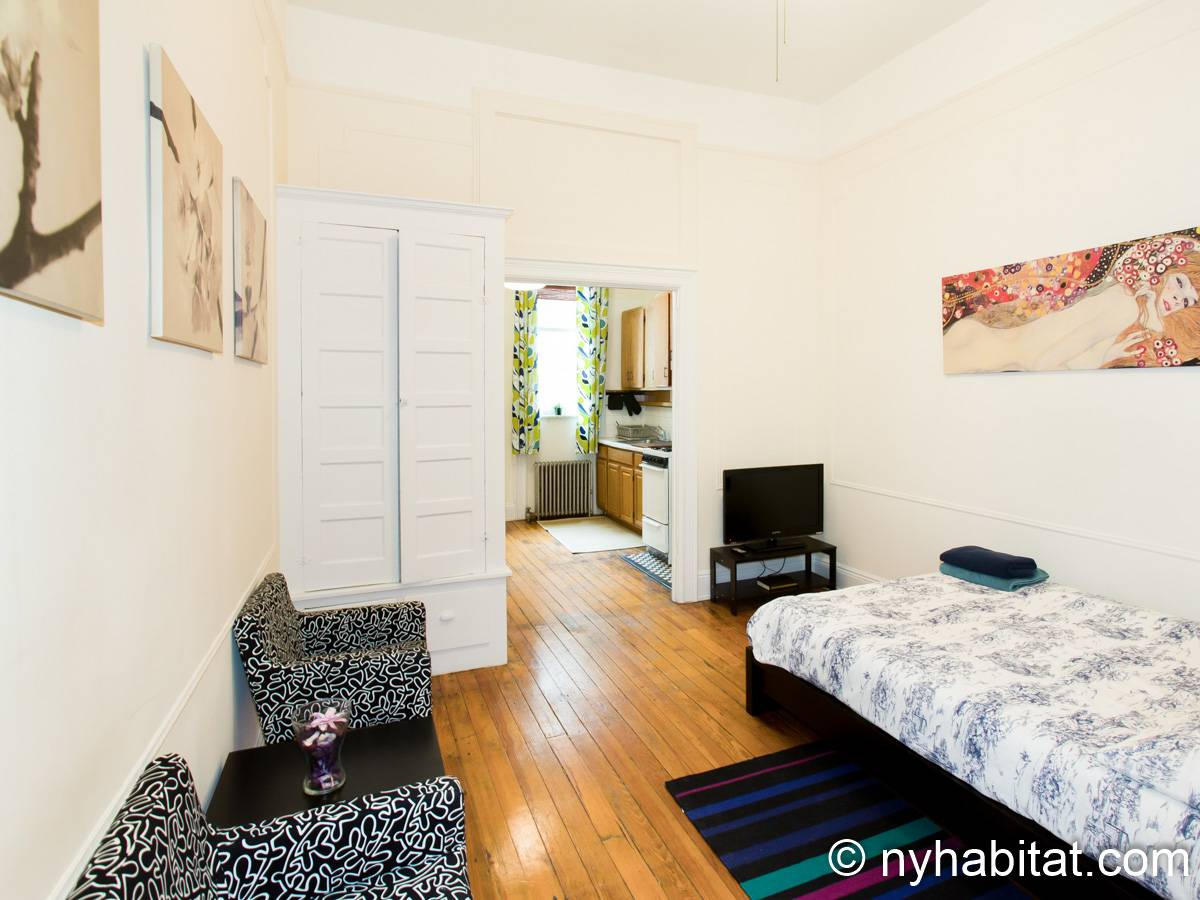 New York Apartment Alcove Studio Al In Ridgewood