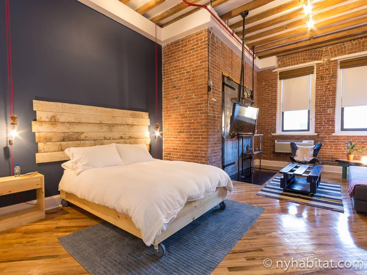 New York Apartment Studio Loft Apartment Rental in