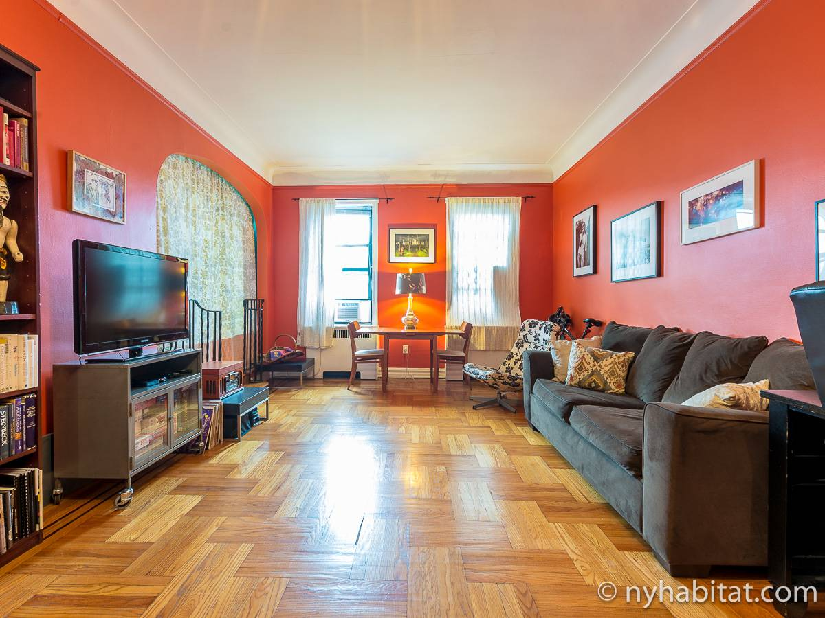 New York Apartment 2 Bedroom Apartment Rental in Inwood Uptown NY16973