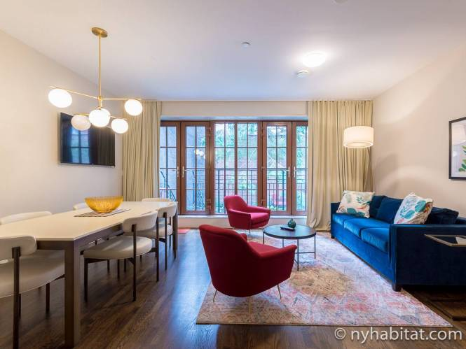 Gramercy Union Square New York Furnished Apartments