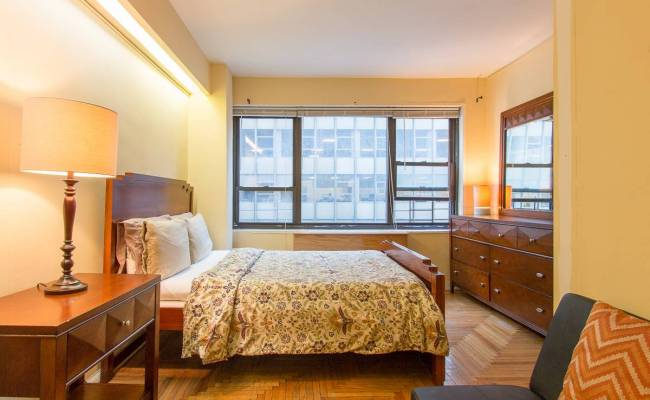 New York Apartment Studio Apartment Rental In Midtown