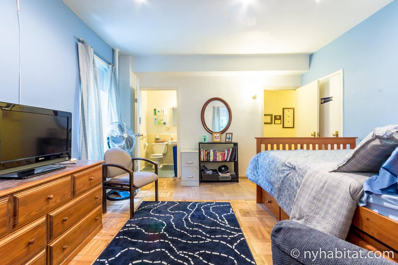 Los 5 apartamentos compartidos mejor evaluados de Nueva