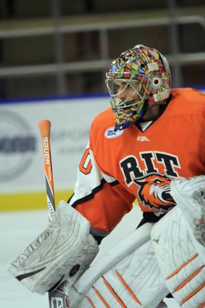 Matt Garbowsky And Jordan Ruby Collect Atlantic Hockey