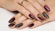 bridal nail art design- wedding