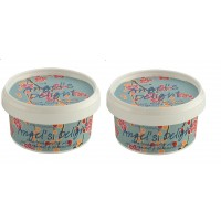 Bomb Cosmetics Angel's Delight Body Butter Combo (Buy 1 Get 1 Free)