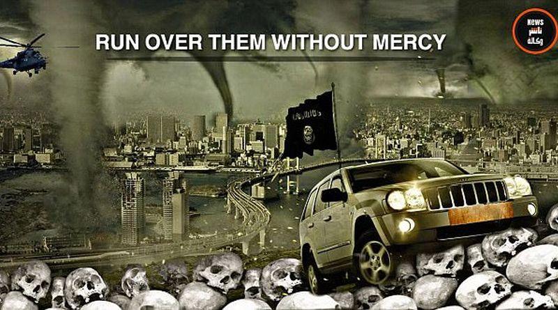 Jihadistit kehoittavat juhlistamaan ramadanin loppua yliajoilla