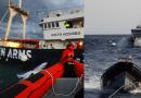 """Libyan rannikkovartiosto pakolaistenpoimijoille: """"Otamme teidät tähtäimeen"""" (Video)"""