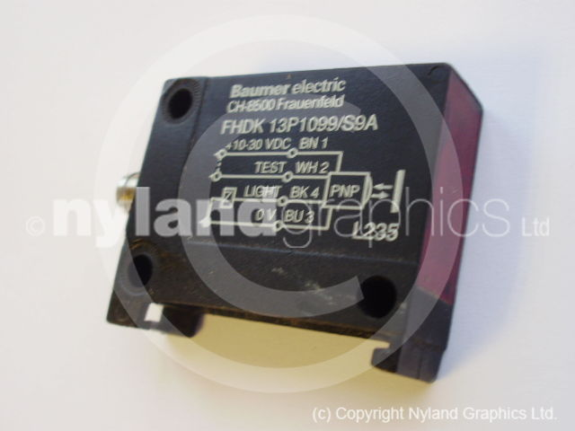 Parts  Electrical  Feeder Pile height Sensor