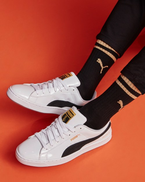 online retailer bee2a 6ad02 BTS Drops Their Remix Of Another Classic Puma Sneaker Silhouette