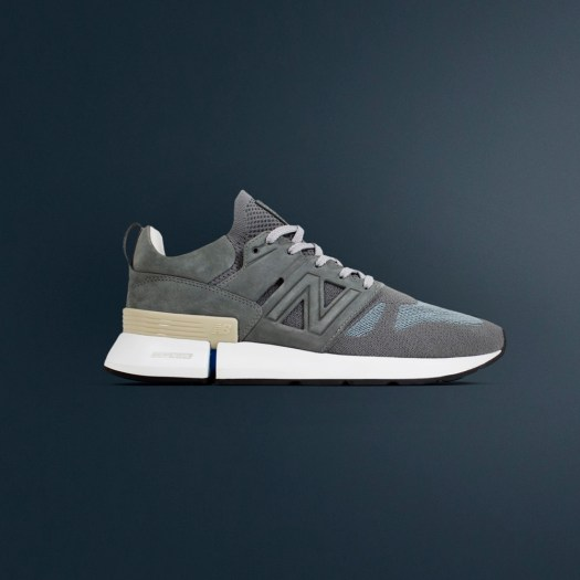 New Balance Tokyo Design Studio R-C1 / Available in-store only / Price: SGD229 / Colour: Grey, Black