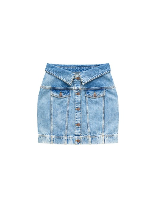 Denim skirt S$119
