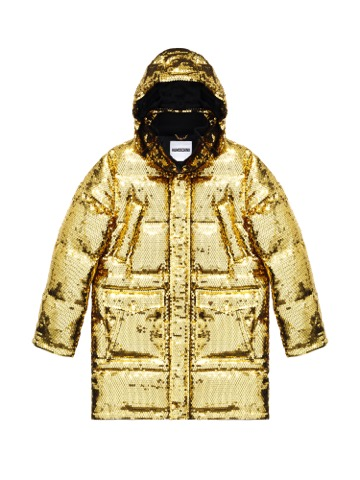 Gold Down Jacket $449