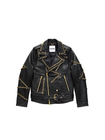 Leather Jacket $649