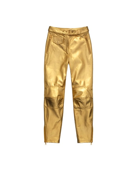 Leather trousers S$399