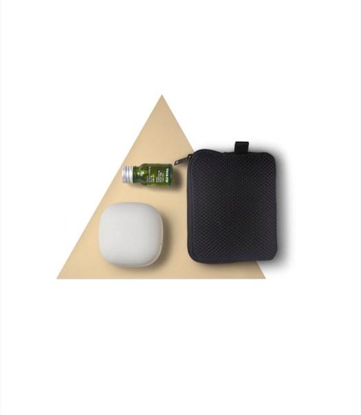 Portable Aroma Diffuser & Essential Oil, $69 (U.P. $85)
