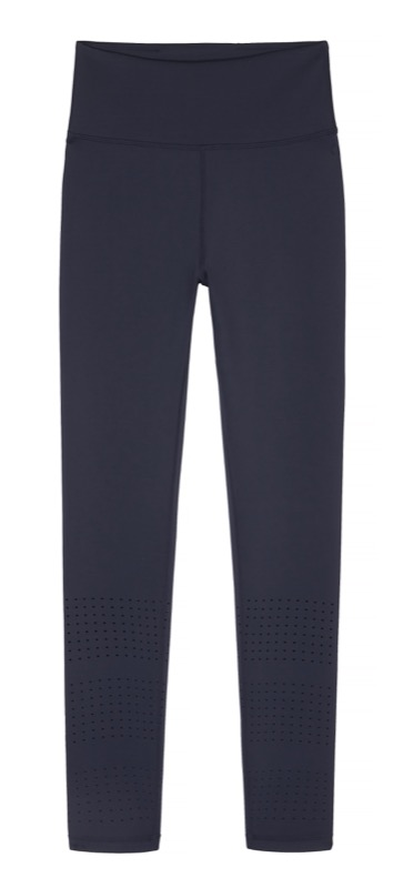 Perforated Sports Legging