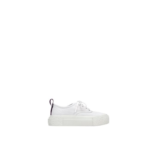 Canvas Sneaker (White), $54.95