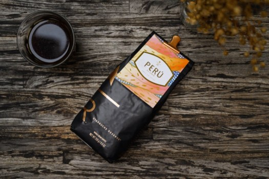Starbucks Reserve Peru El Lirio 250g ($22.00 — Available at Starbucks Reserve stores only)