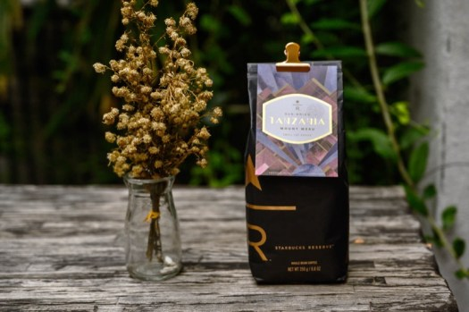 Starbucks Reserve Tanzania Mount Meru 250g ($25.00 — Available at Starbucks Reserve stores only)
