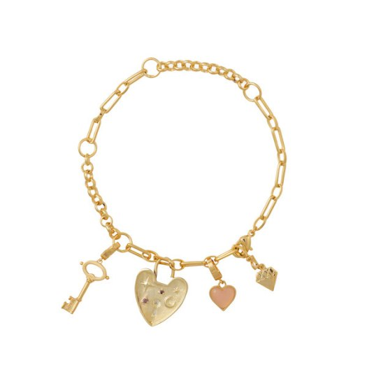 Mixed Chain Bracelet (Starts from $67)