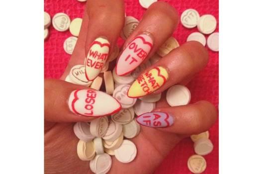 Nails by Kim Macias (@kimgmacias)