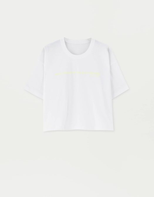 Sadie Sink White T-Shirt, $24.90