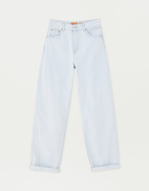Sadie Sink By Pull&Bear Wide-Leg Jeans, $59.90