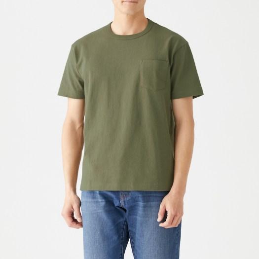 Men's Organic Cotton Low Count Short Sleeve T-shirt, Less 10% (U.P. $24.90)