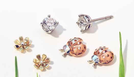 RETURN TO TIFFANY and co LOVE BUGS COLLECTION