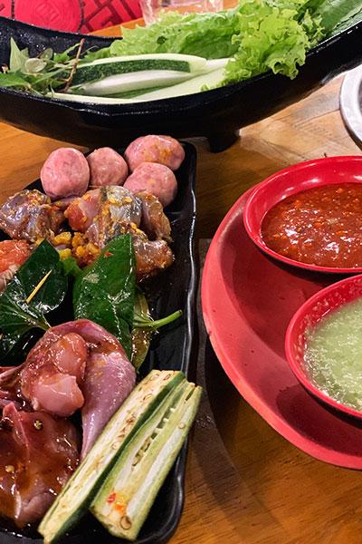 Vietnamese Fresh Barbecue