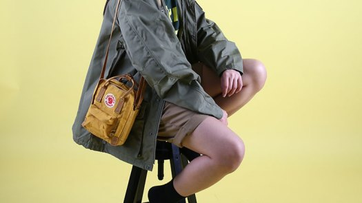 Your Everyday Sling Bag Could Use A Kanken Update