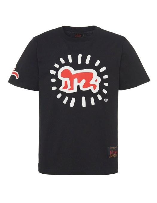 Artwork Print T-shirt (Front) - $138