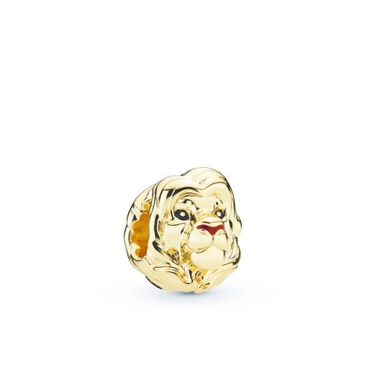 PANDORA SHINE, DISNEY THE LION KING SIMBA CHARM($129)