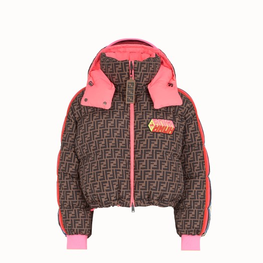 Jacket - nylon down jacket