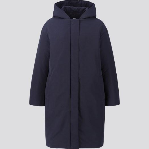 Women's Hybrid Down Cocoon Coat in 69, $149.90