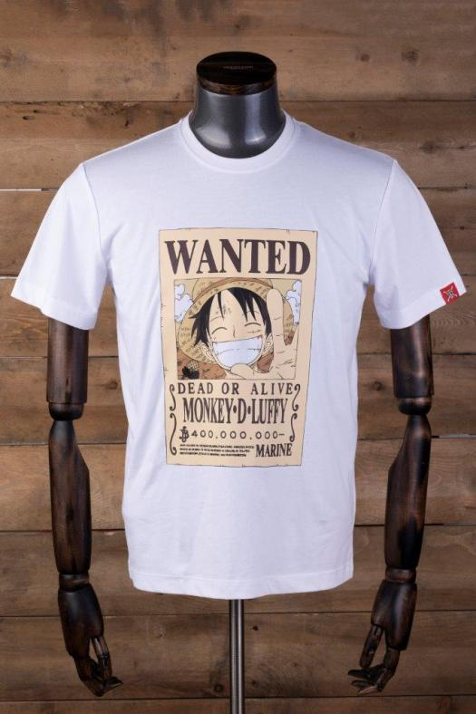 Luffy Wanted Poster Tee