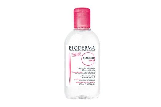 Bioderma Sensibio H2O Micellar Solution, 250ml, $28.90. Available at Guardian and Watsons