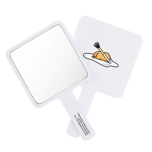 Gudetama Mirror- Butt Cheeks, $12