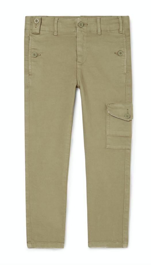 Cargo Denim Pants, US$136