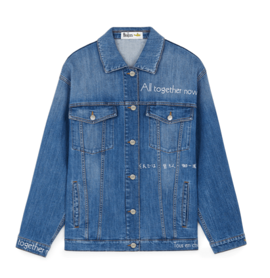 Denim Jacket, US$1,305