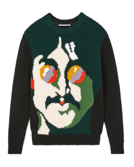 John Lennon Sweater ,US$755 (exclusively at Paragon in Singapore)