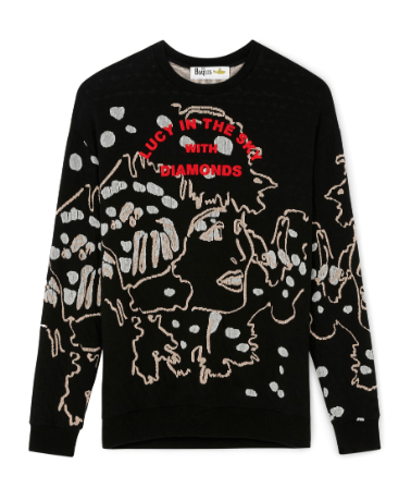 Embroidered Sweater, US$665