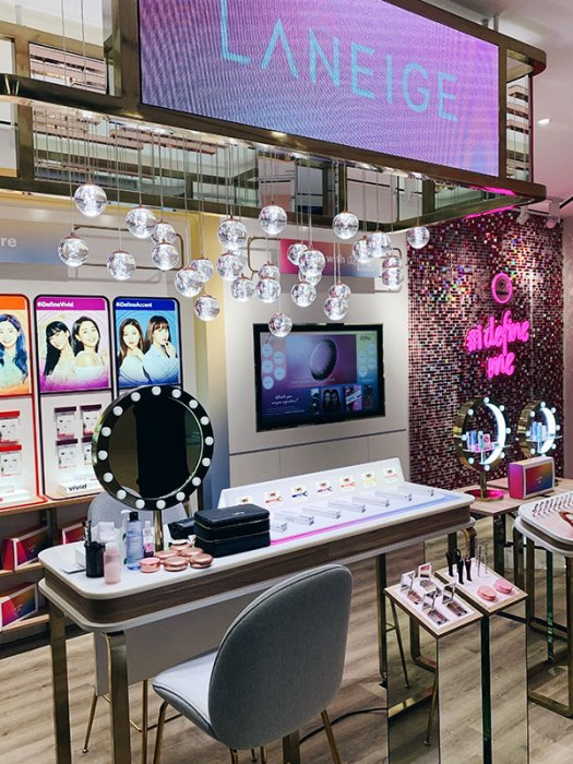 Define Salon located at Videre @ The Centrepoint