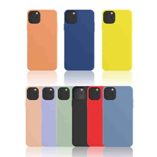 TORUBIA SILICONE CASE FOR IPHONE 11/PRO/MAX - US$19