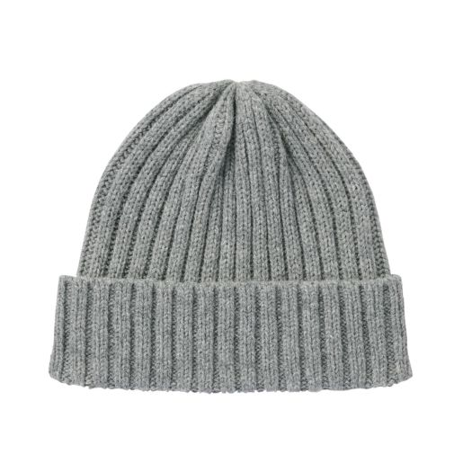 Non-Itchy Washable Wool Blend Ribbed Beanie. Available in assorted colours. Less 10% (U.P. $29 & $39).