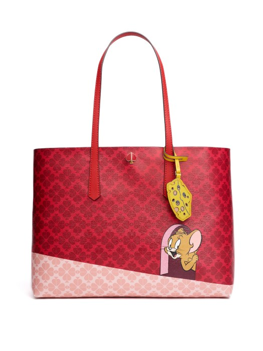 Kate Spade New York x Tom & Jerry Large Tote $348