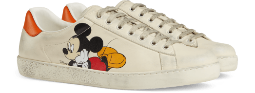 Disney x Gucci Ace Sneakers $1,100