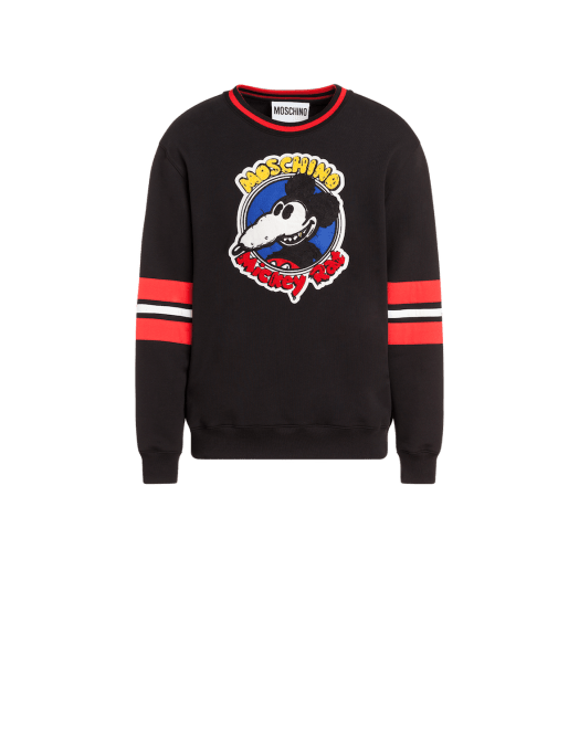 Moschino Mickey Rat Sweatshirt $930