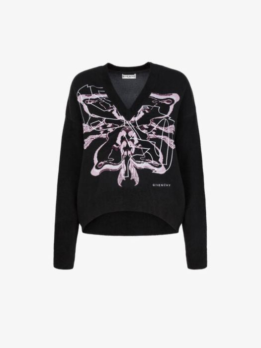 Givenchy Rat Sign Sweater $1,800