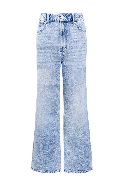 Wide-legged Jeans, $49.95
